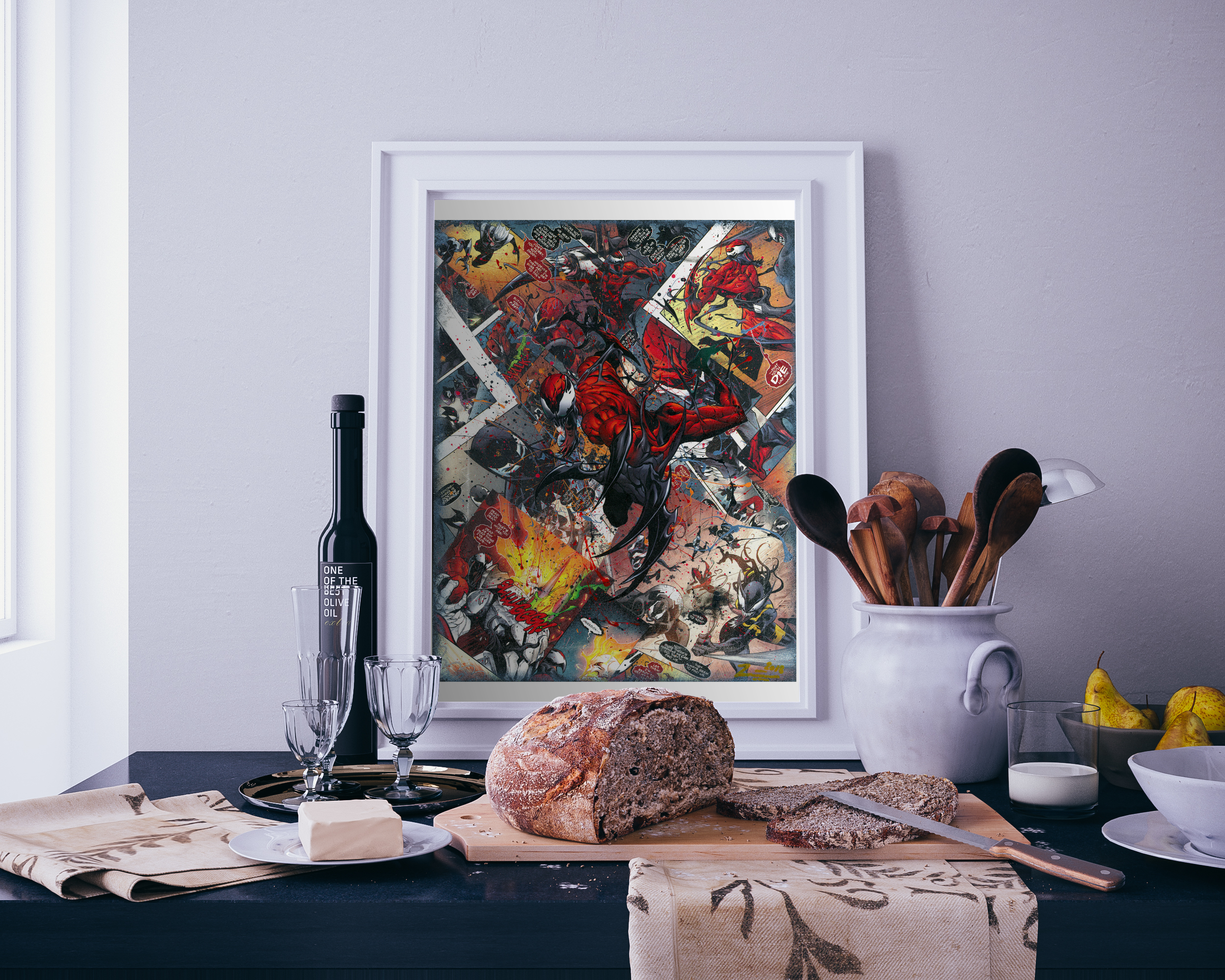 Carnage-Venomverse-Kitchen-Bread-Mockup