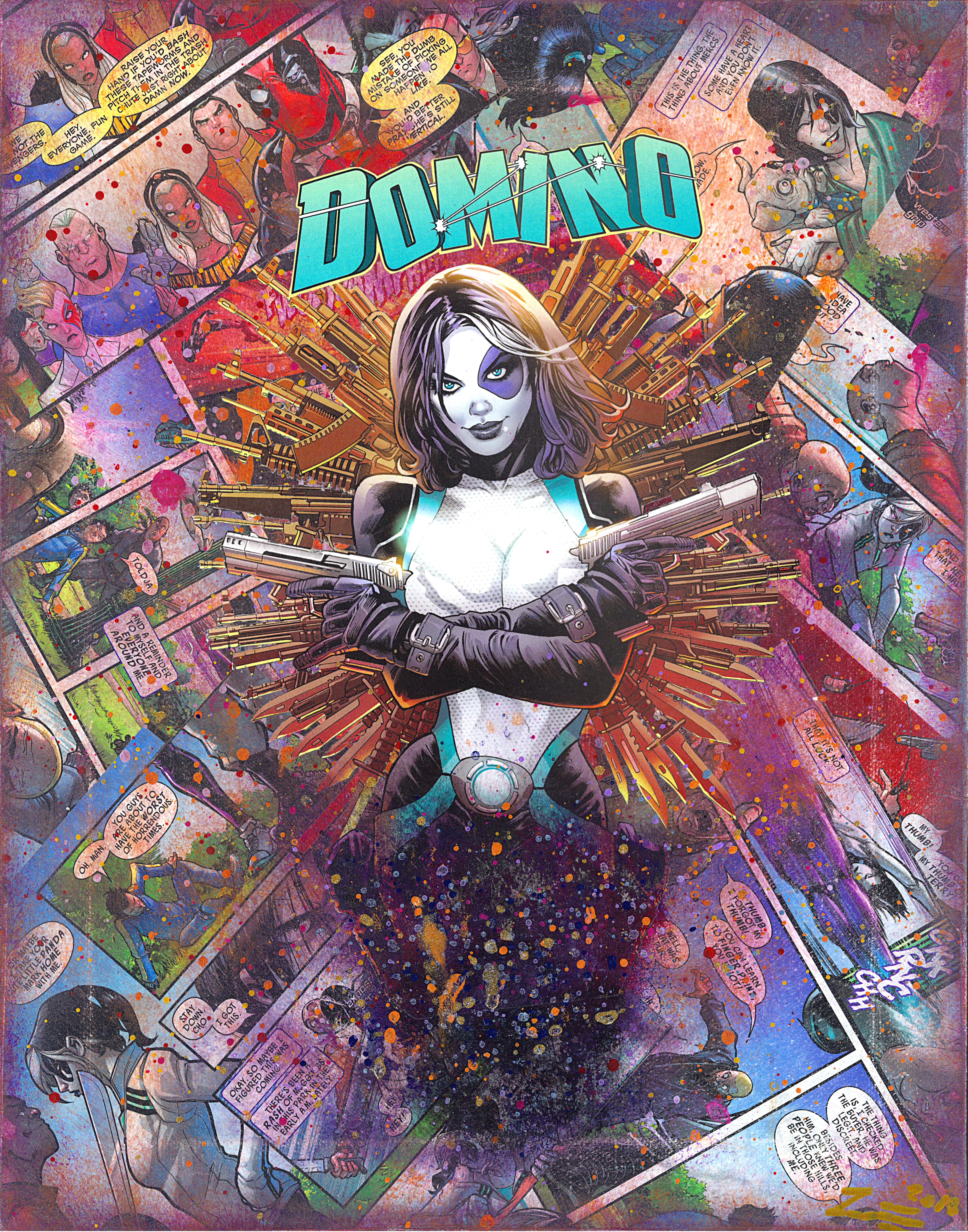 Domino-Printfile