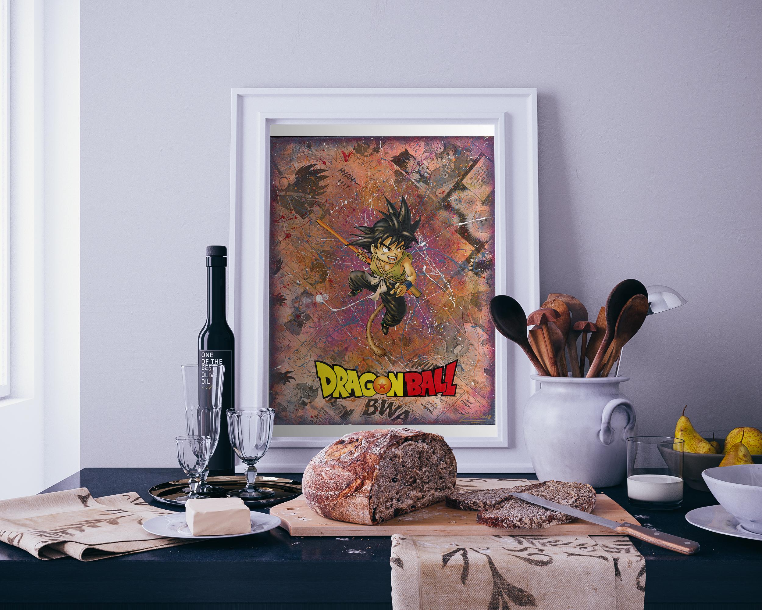 Dragonball-Kid-Goku-Kitchen-Bread-Mockup