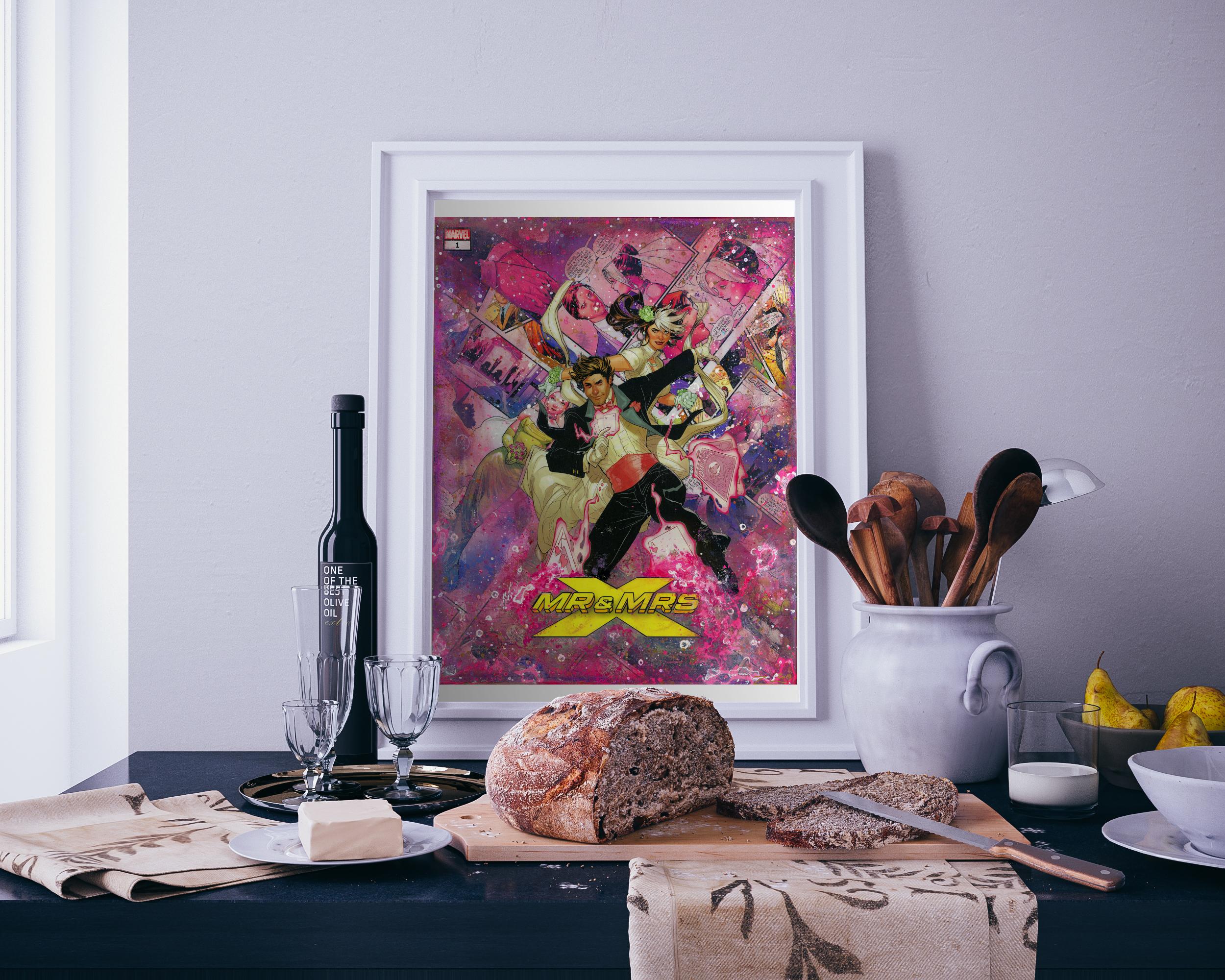 X-Men-Mr-Mrs-X-Kitchen-Bread-Mockup