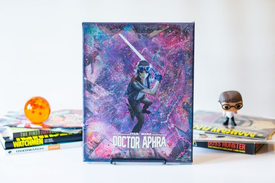 Doctor Aphra – Star Wars One of a Kind Comic Canvas