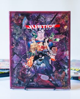 Justice League – One of A Kind DC Comic Book Canvas